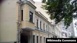 Здание музея Скрябина в Москве (2006 год, автор фото - Баричев)