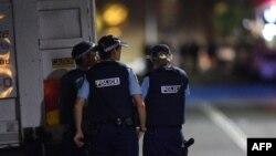 Під час протистояння, Сідней, 16 грудня 2014 року