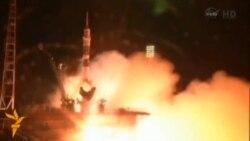 Запуск «Союза ТМА-14»