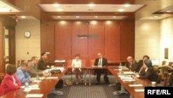 رؤساء منظمات إسلامية أمريكية يجتمعون مع ممثلي الإدارة والكونغرس بواشنطن