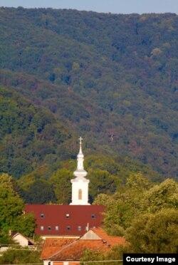 Vedere de la Săvîrșin (Foto: Vasile Hanciu)