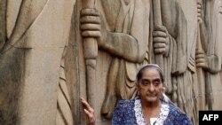یک زن پارسی در بمبئی
