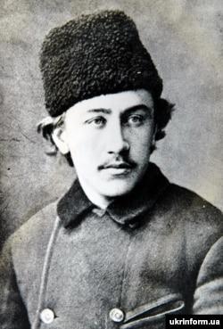 24-літній Борис Грінченко