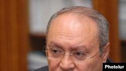 Armenia -- Prosecutor-General Aghvan Hovsepian.