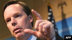 نیکلاس برنز، معاون پیشین وزارت خارجه آمریکا