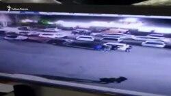 Видео выстрела росгвардейца в жителя Ангарска, Иркутск