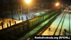 Блокада на Донбасі, архівне фото
