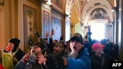 Нахлуването в сградата на Конгреса
