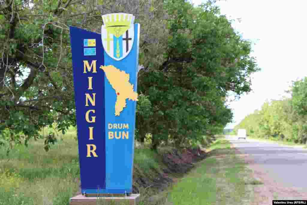 Moldova, Oameni și locuri, Mingir, iunie 2020