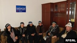 Бишкекте ачкачылык акциясы башталганына үч жума болду