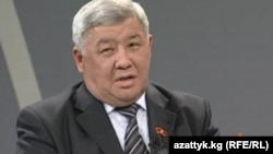 Курмантай Абдиев