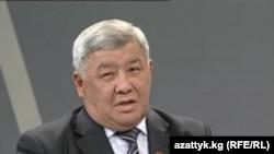 Курмантай Абдиев.