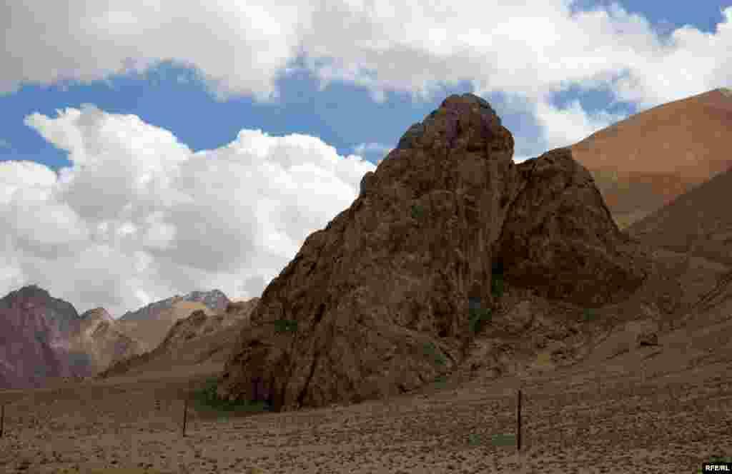 Восточный Памир: у озера Рангкуль... #26