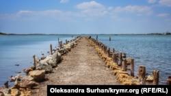 Цілющі копалини: Сакське грязьове озеро (фотогалерея)