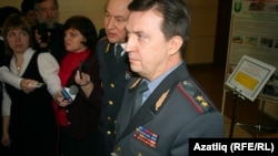 Asgat Safarov rose through the ranks of the Kazan police force