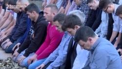 Muslims In Kosovo Celebrate Eid al-Fitr
