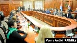 Sastanak sa predsjednikom Aleksandrom Vučićem, ilustrativna fotografija