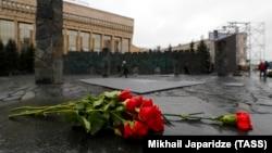 Памятник жертвам политических репрессий в Москве