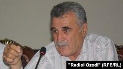 Tajikistan - Fakhriddin Zolkirov, Ishoq Tabarov, lawyers of Zaid Saidov, 18Jun2013