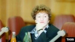 Депутат Государственной думы России Галина Старовойтова
