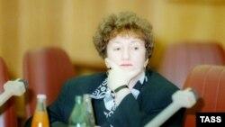 Галина Старовойтова. Январь 1996 года