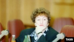 Галина Старовойтова
