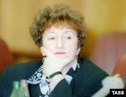 Галина Старовойтова, 1996 год