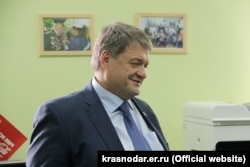 Бывший губернатор Краснодарского края Александр Ткачев
