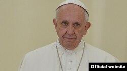 Ֆրանցիսկոս Պապը Հայաստանում, 24-ը հունիսի, 2016թ.