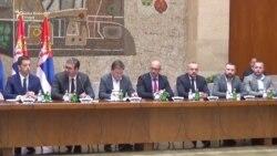 Vučić sa predstavnicima kosovskih Srba