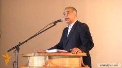 Րաֆֆի Հովհաննիսյանը «Նոր Հայաստանի» գաղափարը հասցրեց մարզեր