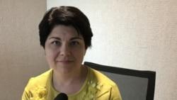 Valentina Ursu în dialog cu Natalia Catrinescu-Gavrilița