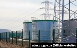 Найбільша сонячна електростанція України, Дніпропетровська область, квітень 2019 року
