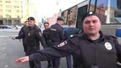 """""""Народ против пыток"""" у здания ФСБ"""