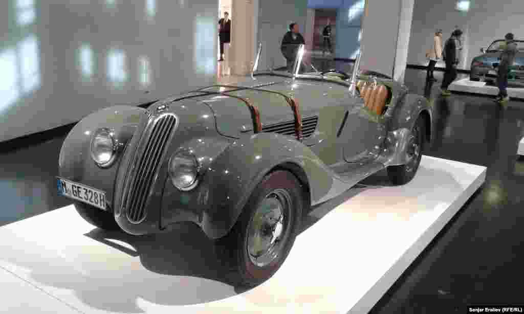 BMW-328, 1938року випуску