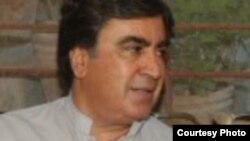 د بلوچستان نشنل پارټۍ یو مرکزي مشر ډاکټر جهانزیب جمالدیني