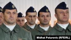 Pripadnici Oružanih snaga BiH