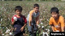 Uzbekistan is frequently criticized for forcing children to pick cotton.