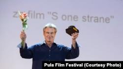 Zrinko Ogresta na Pula Film Festivalu