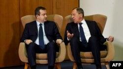 Nagađanja o pozicioniranju Moskve na Balkanu: Ivica Dačić i Sergej Lavrov u Beogradu