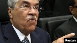 علی النعیمی، وزیر نفت عربستان سعودی
