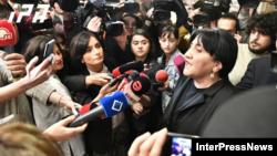 Ирма Инашвили, 10 сентября 2019 г.