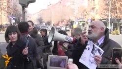 Համերաշխության երթի մասնակիցները դատապարտում են բռնությունը