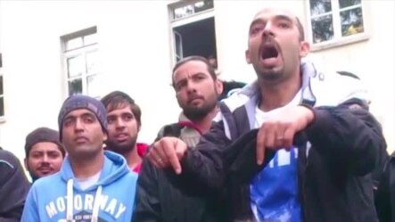 Violențele zdruncină consensul german privind refugiații