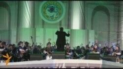 «Парад оркестров» в Алматы