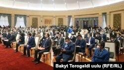 Заседание Жогорку Кенеша, 28 октября 2020 г.
