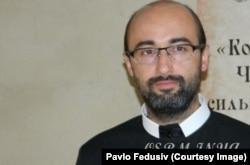Отець Павло Федусів (фото монастиря)