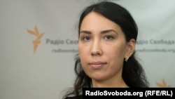Наталья Садыкова, журналист оппозиционной газеты «Республика».