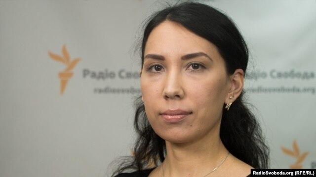 Журналист Наталья Садықова.