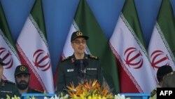محمد باقری، رئیس ستاد کل نیروهای مسلح جمهوری اسلامی ایران.